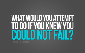 if-you-could-not-fail
